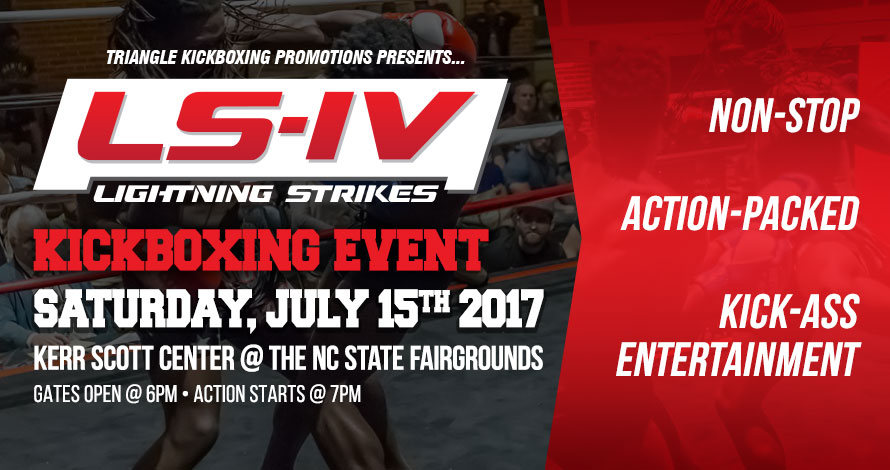 Kickboxing Event - Triangle Kickboxing Promotions
