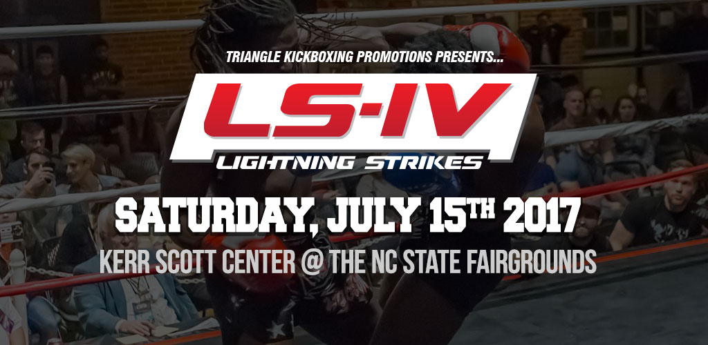 kickboxing event triangle kickboxing promotions