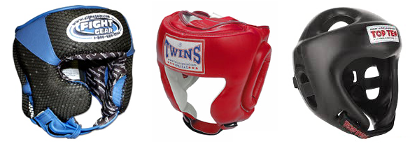 kickboxing headgear