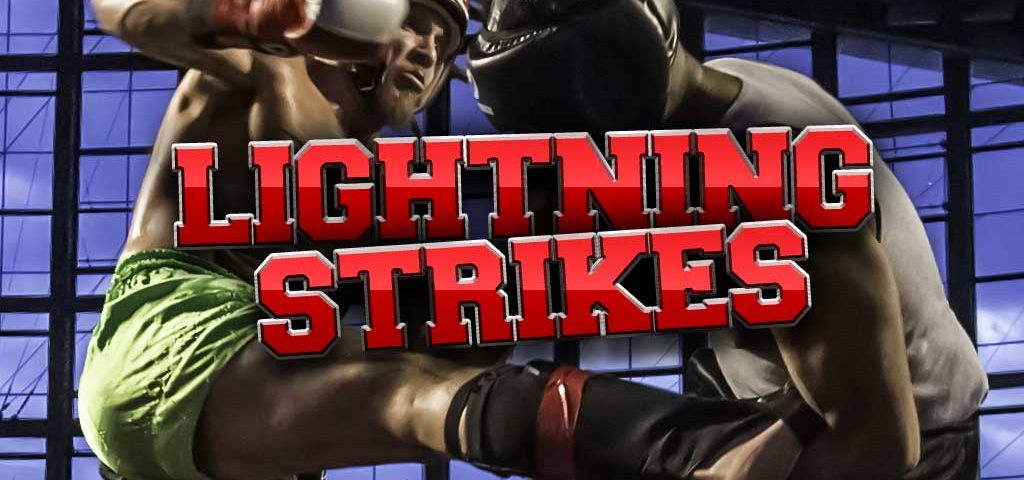 kickboxing event lightning strikes