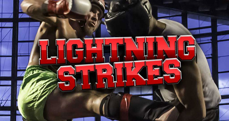 Kickboxing Event - Lightning Strikes I