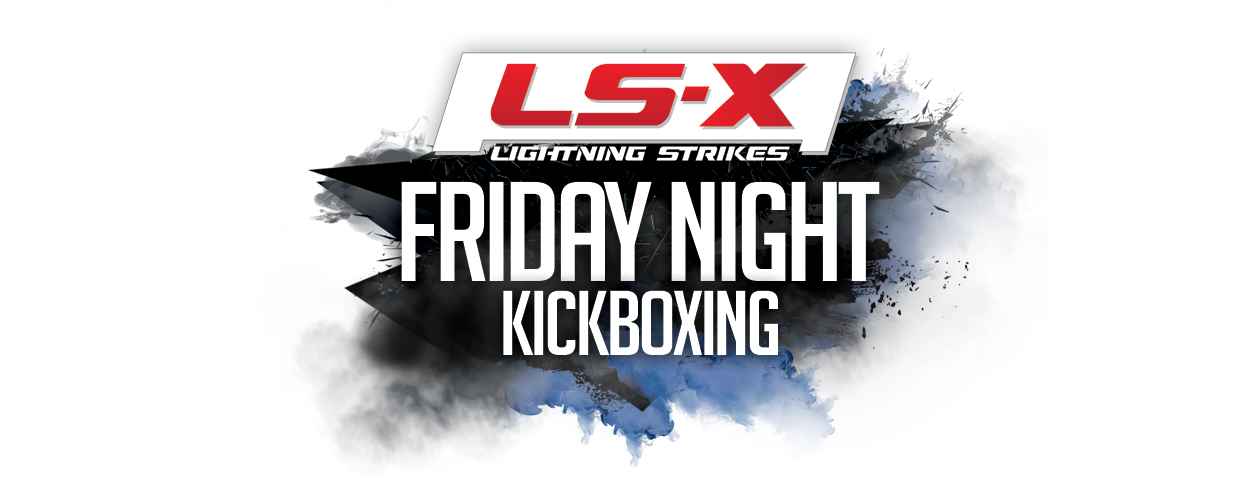 Lightning Strikes 10 Kickboxing Event